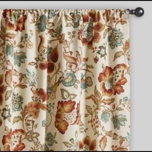 World Market Malli Lined Rod Pocket Curtain Panels